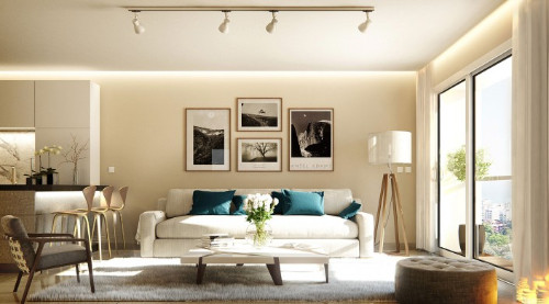Modern living room - Interior Image