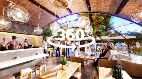 Bar Resto Los Arcos - Commercial Virtual Tour