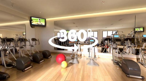 Gym - Virtual Tour